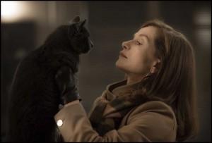 """Elle"", indicado em melhor Atriz (Isabelle Huppert)"