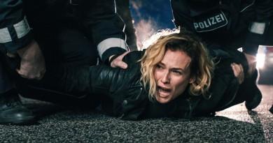 """Diane Kruger em cena de """"Em Pedaços"""""""