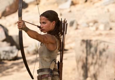 Tomb Raider: A Origem ganha novo trailer