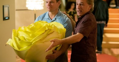 Cena de Pequena Grande Vida, filme com Matt Damon