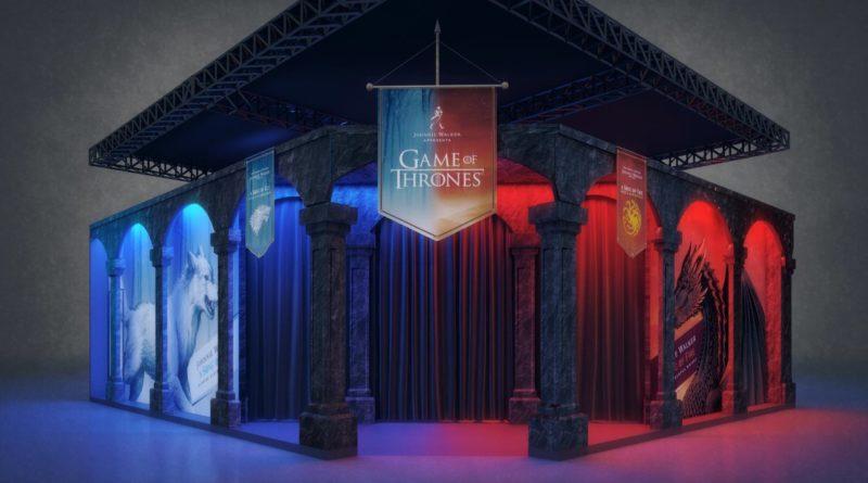 CCXP 2019: Experimente o novo Whisky de Game of Thrones da Johnnie Walker