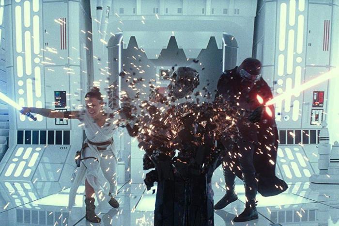 Star Wars - cena do filme veja também: frozen 2, dois irmãos,