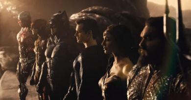 Liga da Justiça – Snyder Cut