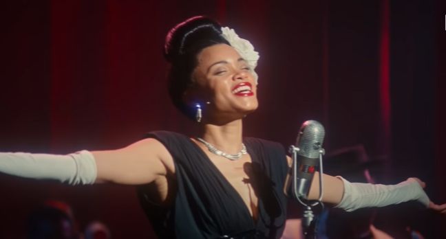 Indicado ao Oscar de Melhor Atriz para Andra Day e vencedor do Globo de Ouro, Estados Unidos vs Billie Holiday chega ao Amazon Prime Video