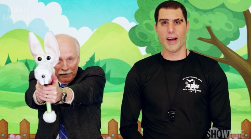 Who Is America? – A série de Sacha Baron Cohen, o Borat, que destruiu carreiras